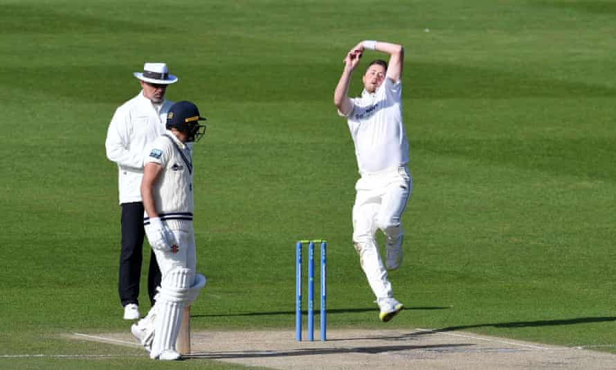 Ollie Robinson has earned a place in England's Test squad after two successful seasons at Sussex.