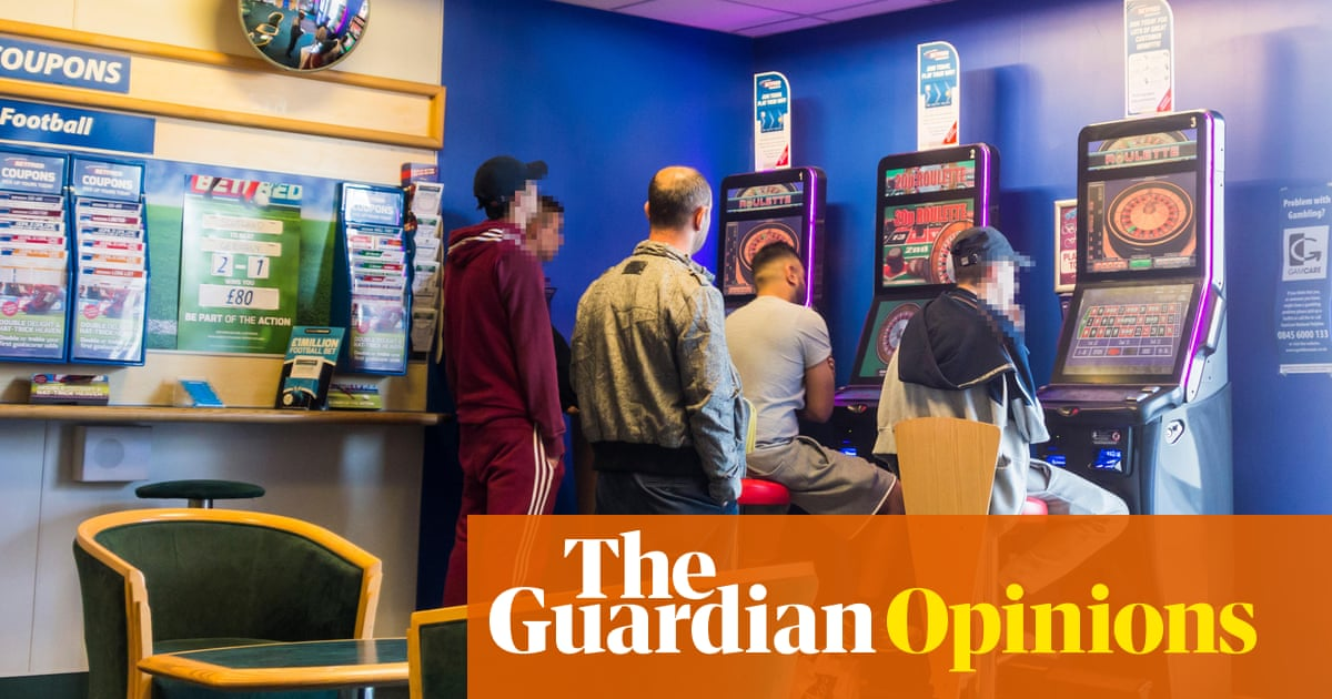 Britain need not be a nation of gamblers. We have to rein in this industry