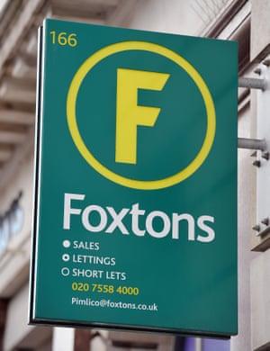 Foxtons Symbol
