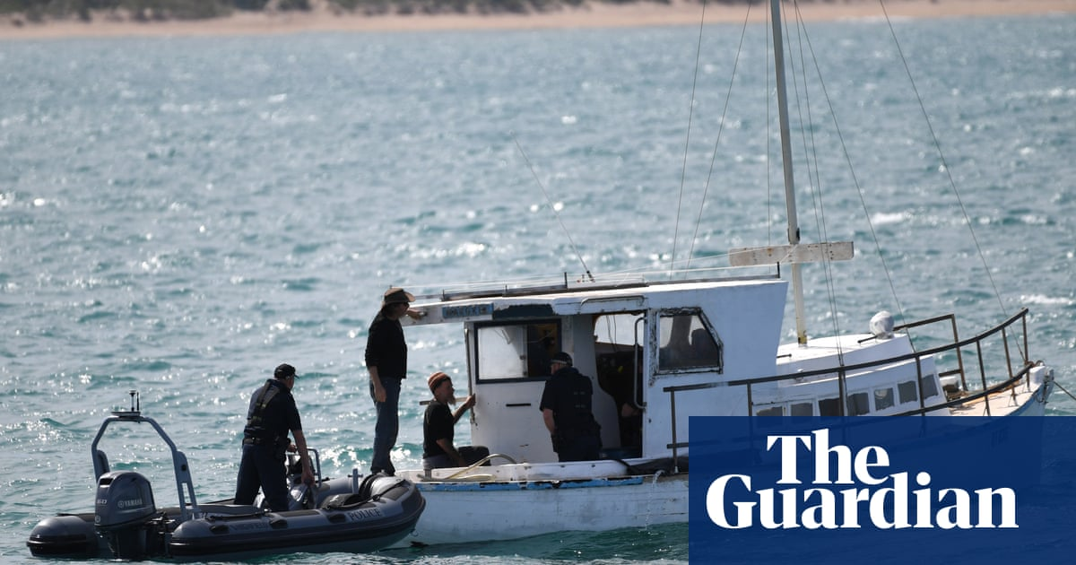 Grave fears for fisherman missing for second time off South Australian coast – The Guardian