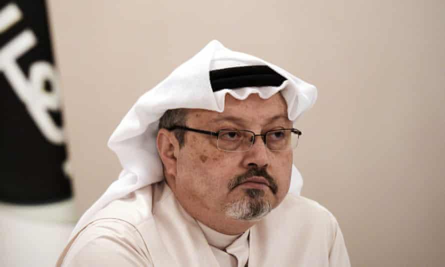 Missing Saudi journalist Jamal Khashoggi.