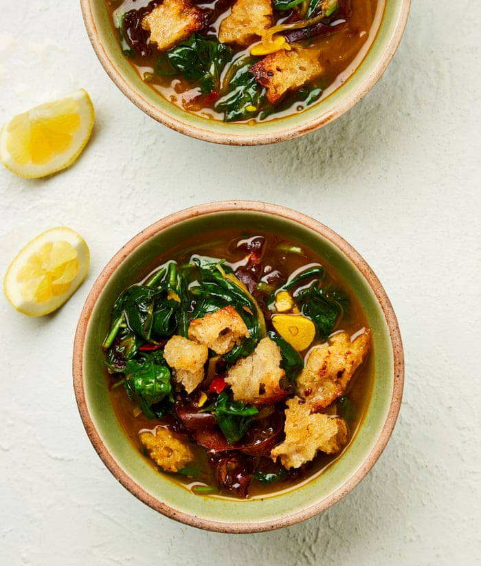 Yotam Ottolenghi S Recipes For Warming Winter Soups Food The Guardian