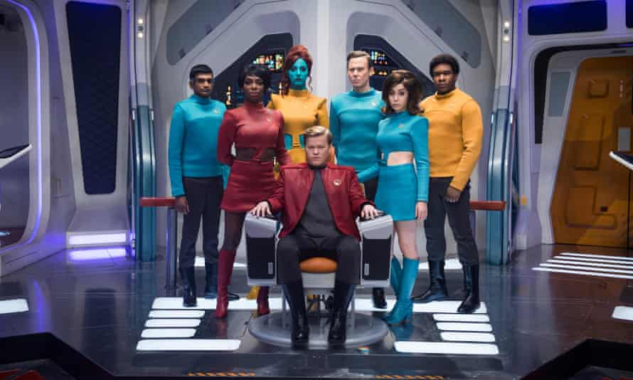 Black Mirror, one of the Netflix shows that could see a reduction in picture quality as the provider slows down its speed.