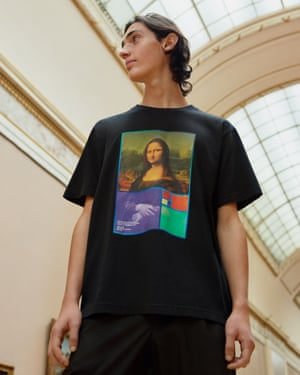 Walking work of artIf you are a fan of masterpieces then why not enjoy a T-shirt adorned with an image of one of the world's most iconic artworks. Uniqlo have entered into a four-year partnership with the Musée du Louvre to produce the UT's Musée du Louvre collection, starting with unisex T-shirts featuring some of the Louvre's treasures.£12.90, uniqlo.com
