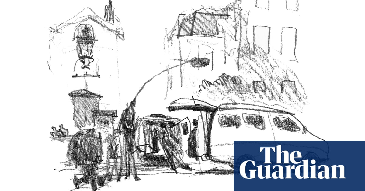 Alan Bennetts Diary The Lady In The Van Film The Guardian