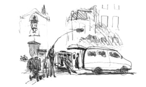 Alan Bennett S Diary The Lady In The Van Film The Guardian