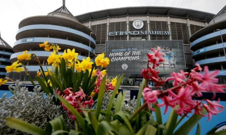 Manchester City are one of the teams making their facilities available to frontline NHS workers in the fight against coronavirus.
