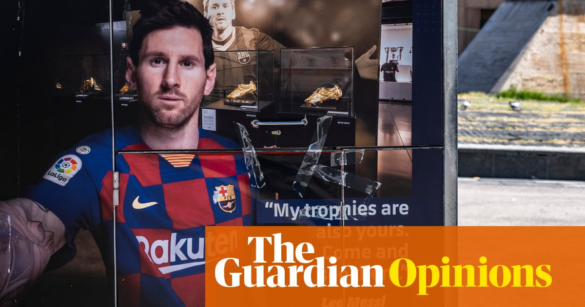 For Lionel Messi and Barcelona things will never be the same again | Sid Lowe
