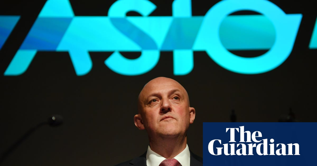 Asio boss says spy agency will dump terms 'rightwing extremism' and 'Islamic extremism'