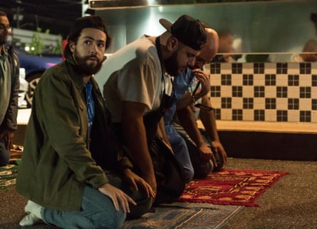 Like a prayer ... Ramy Youssef in Ramy.