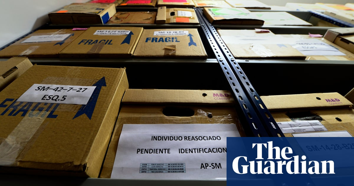Argentina sends DNA test kits to embassies to find junta's victims