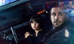 Dark future? Ana De Armas and Ryan Gosling in Blade Runner 2049.