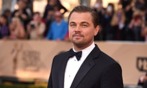 Actor Leonardo DiCaprio is supporting the global carbon divestment campaign.