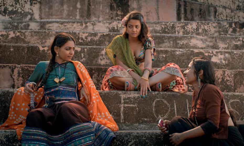 Female empowerment saga … Parched, directed by Leena Yadav.
