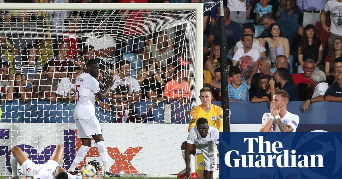 England Under-21s undone by arrogance at Euros, says FA technical director