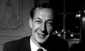Brian Matthew in 1962. On the BBC Light Programme for the skiffle boom, and on ITV for pop show Thank Your Lucky Stars, he later presented Radio 2's Sounds of the Sixties.
