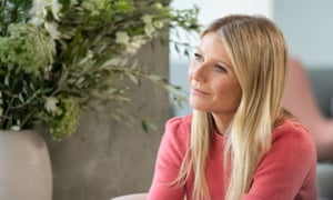 'Milking the shit out of life' … Gwyneth Paltrow in The Goop Lab.