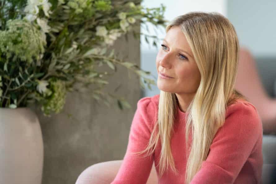 Gwyneth Paltrow in The Goop Lab.
