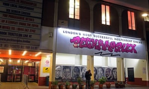 A viewing of the film at PeckhamPlex cinema in Peckham Rye, London, was applauded.