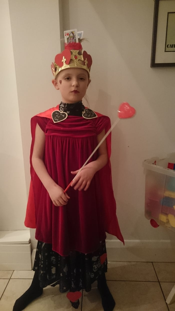 World book day 2016  the best children s costumes - in pictures ... a61f87d4d837
