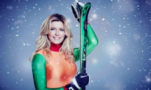 Actress Tina Hobley is one of the celebrities who had to pull out of The Jump, after being badly injured.