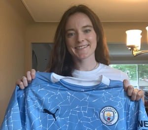 Rose Lavelle received the prize as the third best player at the 2019 World Cup.