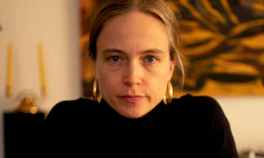 Powerful economy … Kathryn Scanlan.