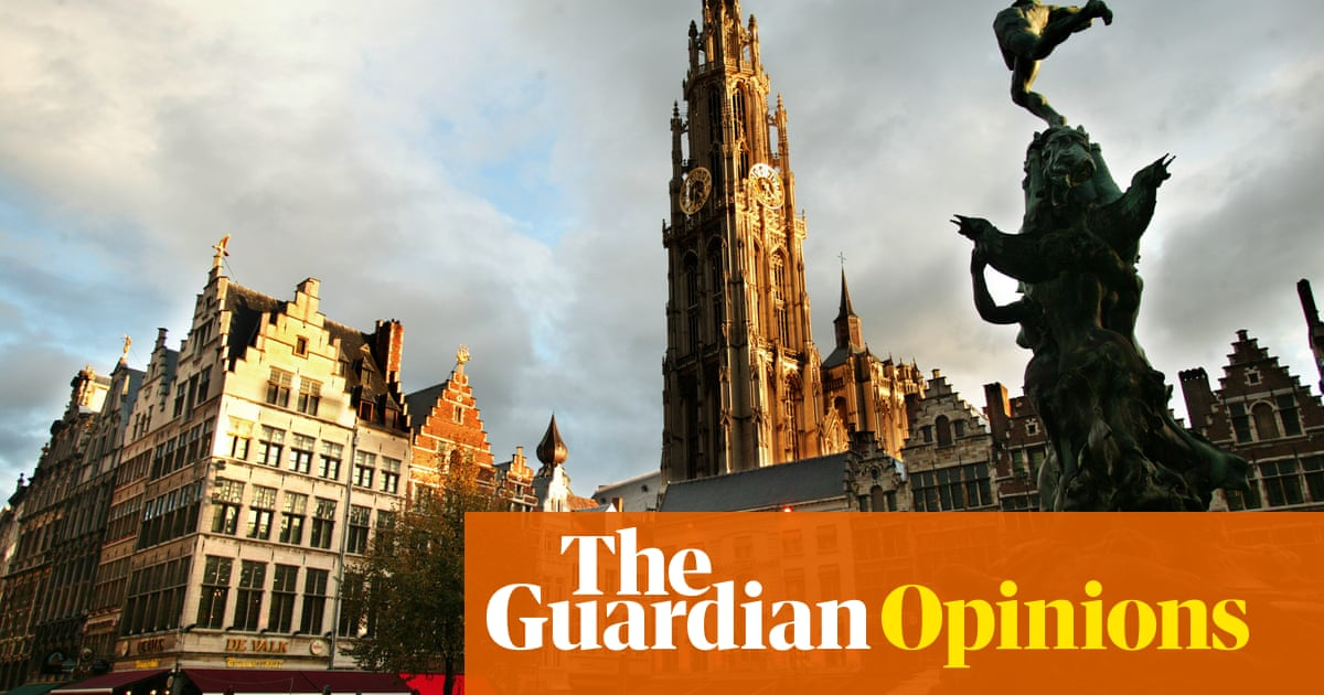 The Guardian view on Antwerp: lessons from a crossroads community