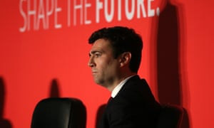 Andy Burnham is speaking at a press gallery Labour leadership hustings Q&A this afternoon