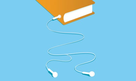 Audiobooks. Saturday Review 13 July 2019