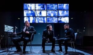 Hamlet at Almeida Theatre
