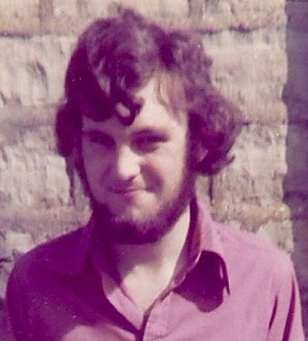 David Ross in 1975.