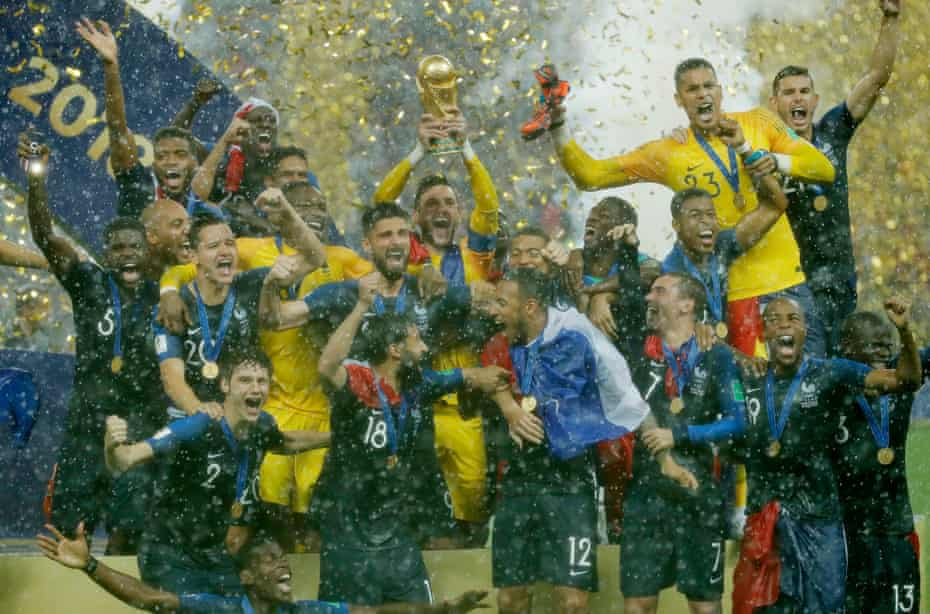 France's World Cup winners are among the favourites to win Euro 2020.