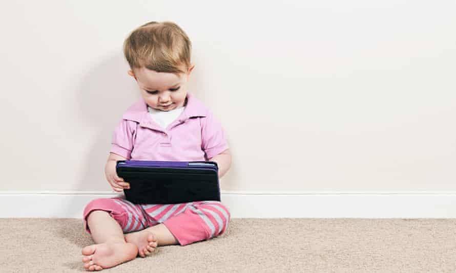 Screen test … is an iPad a good child-pacifier?