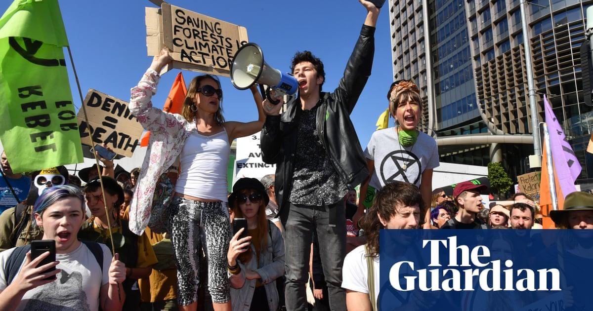 Extinction Rebellion: hitting a nerve at Australia's climate