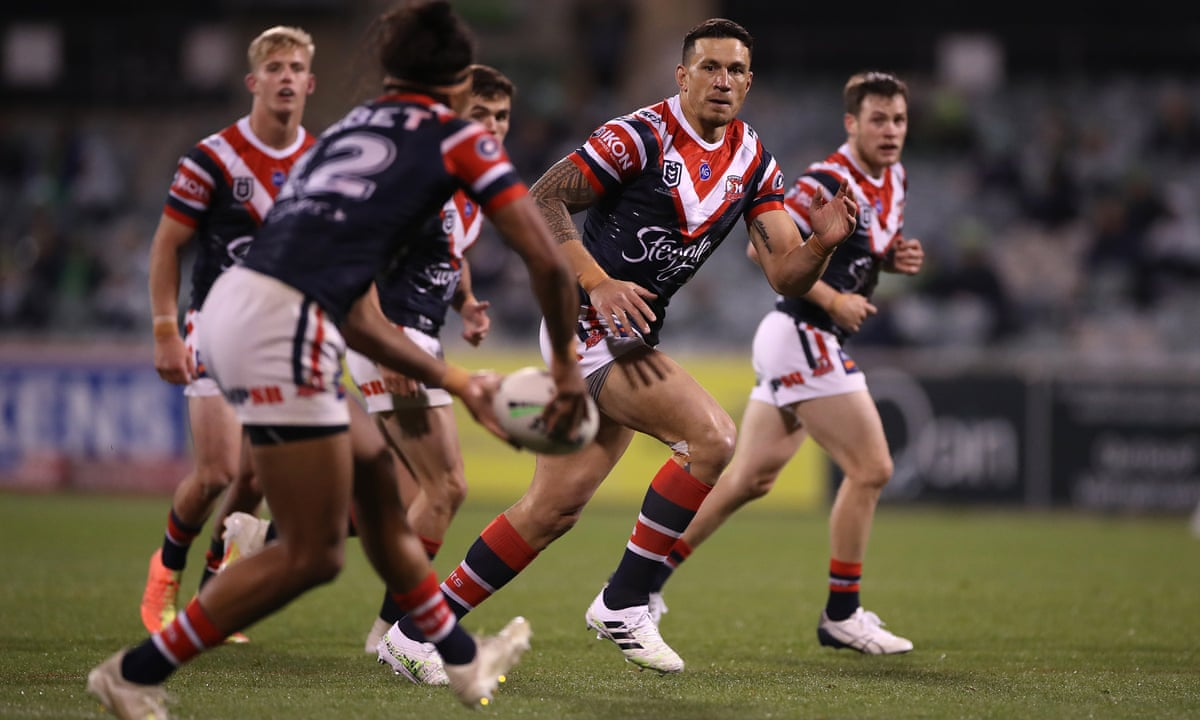 Nrl 2020 Round 17 Sydney Roosters Beat Canberra Raiders As It Happened Sport The Guardian