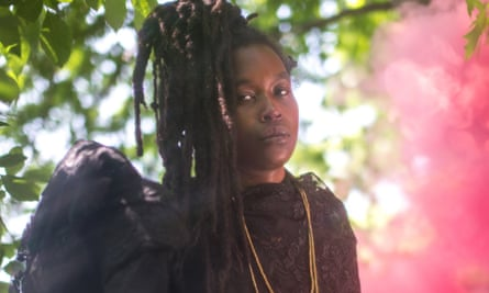 Keen and lucid feelings … Moor Mother.