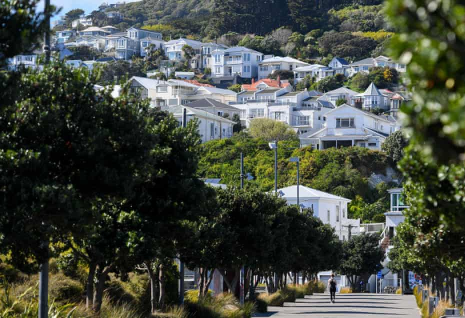 Wellington is experiencing a housing squeeze