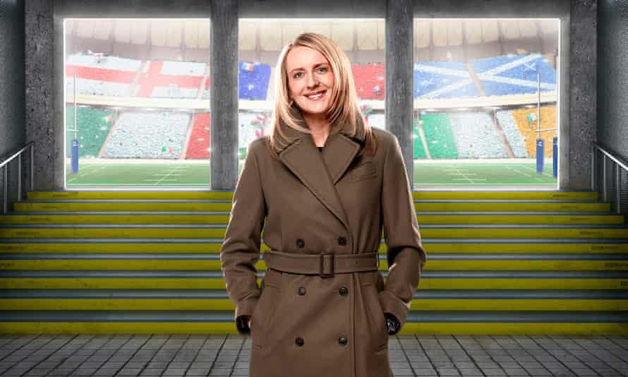 The BBC, RFU and Six Nations officials have all spoken out in support of Sonja McLaughlan.