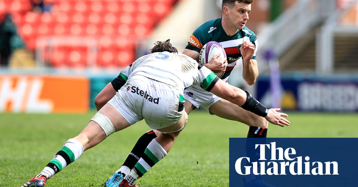 Ford inspired by Foxes' FA Cup victory as Leicester Tigers tackle Montpellier