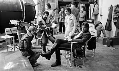 Empire laid bare: making the original Star Wars trilogy - in pictures