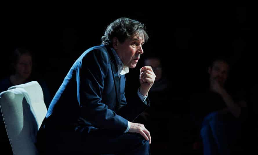 Depth and sympathy … Stephen Rea as Eric in Cyprus Avenue at the Abbey, Dublin