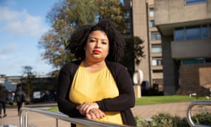 Furaha Asani at University of Leicester