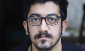 Musician Mehdi Rajabian, who is one of the three Iranian artists who are facing imminent risk of arrest in Iran in connection with their artistic work.