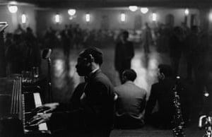 Ed Feingersh, Dance Hall, New York c 1953
