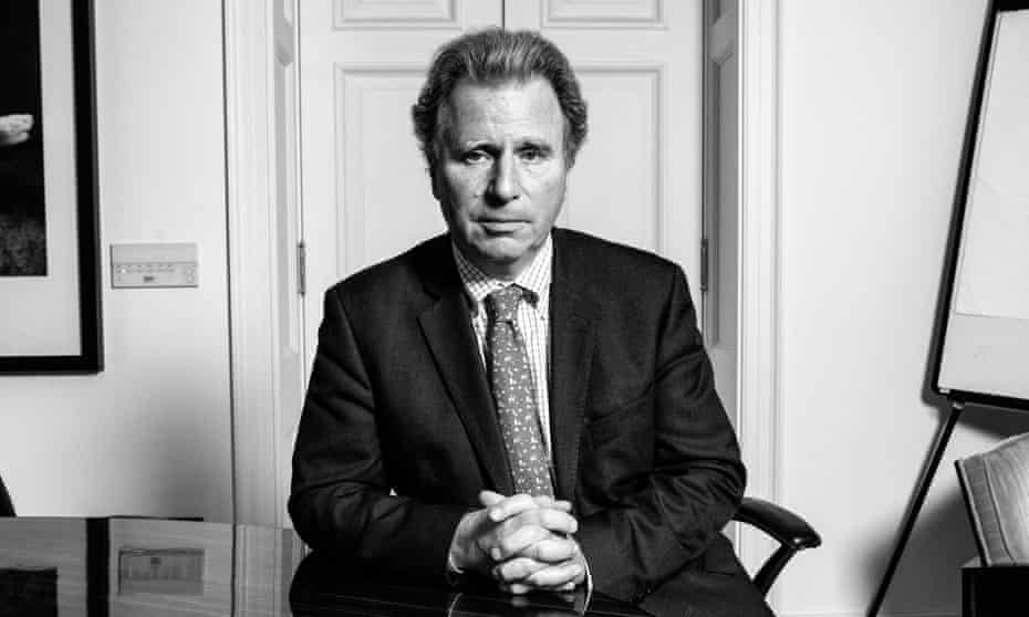 Oliver Letwin in London