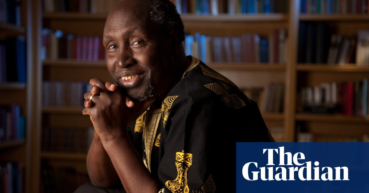 Ngũgĩ wa Thiong'o nominated as author and translator in first for International Booker