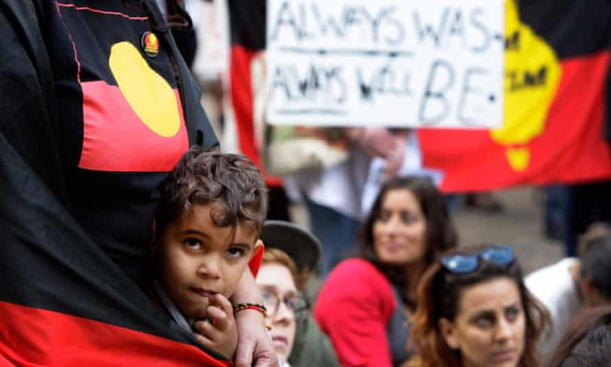 A rally in Sydney