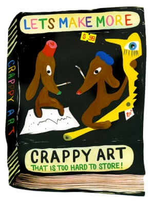 Let's Make More Crappy Art