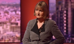 Harriet Harman appears on The Andrew Marr Show.
